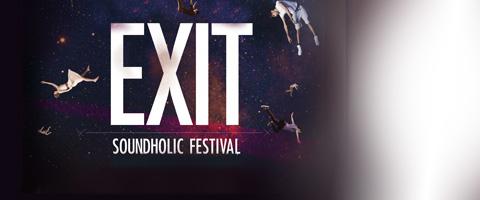 사운드홀릭 페스티벌 EXIT 2015 - 얼리버드티켓