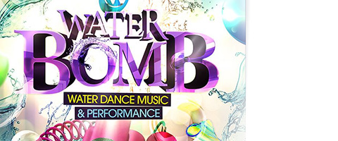 waterbomb 2015