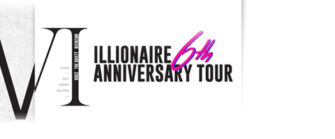 ILLIONAIRE 6th Anniversary Tour - 서울