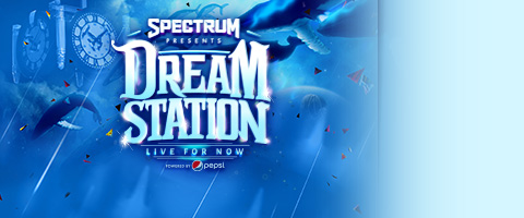 DREAMSTATION [LIVE FOR NOW]
