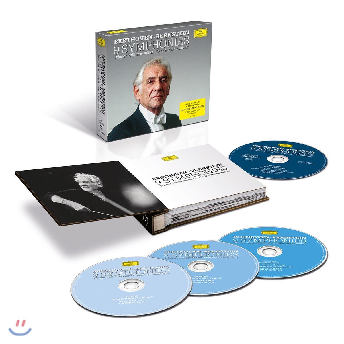 베토벤: 교향곡 1-9번 전곡