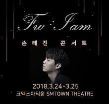 SON TAE-JIN 1ST SOLO CONCERT [Fw: I am]