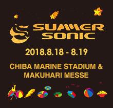 SUMMER SONIC 2018 - TOKYO