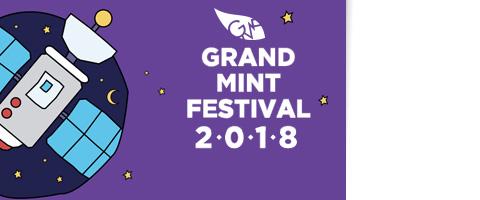 그랜드 민트 페스티벌 2018 - 공식 티켓
