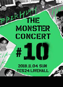 The Monster Concert #10 / 더 몬스터 콘서트 #10