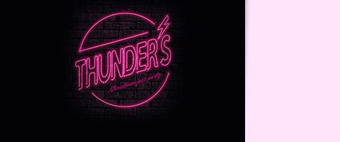 THUNDER'S