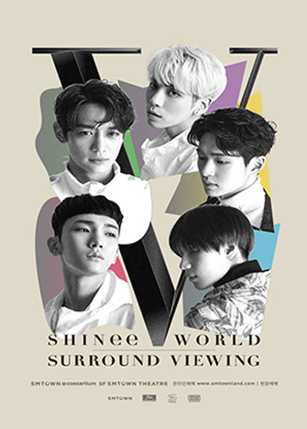 [Surround Viewing] SHINee WORLD V