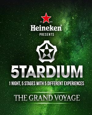 2017 Heineken Presents STARDIUM [하이네켄 프레젠트 스타디움]