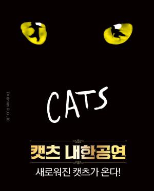 뮤지컬 캣츠 내한공연 (Musical CATS)