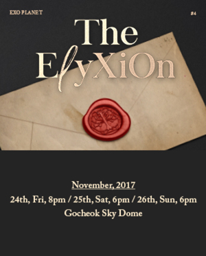 [일반예매] EXO PLANET #4 -The EℓyXiOn -
