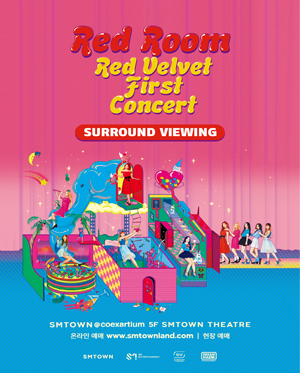 [Surround Viewing] Red Velvet 1st Concert - Red Room -