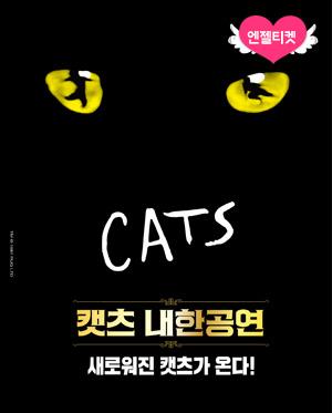 [성남] 뮤지컬<캣츠>내한공연