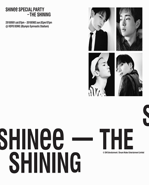 [일반예매] SHINee SPECIAL PARTY - THE SHINING