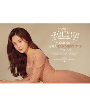 2018 SEO HYUN [MEMORIES] ASIA FAN MEETING IN SEOUL