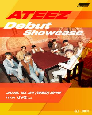 ATEEZ[에이티즈] Debut Showcase