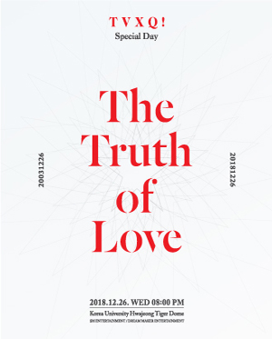 TVXQ! Special Day [The Truth of Love]