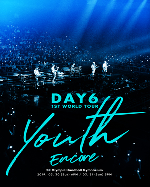 DAY6 1ST WORLD TOUR 'Youth' [Encore]