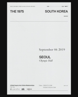 THE1975 Live in Seoul