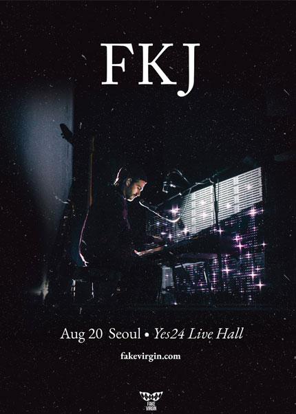 FKJ [프렌치키위주스] 내한 공연