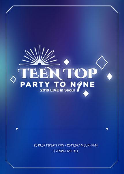 TEEN TOP PARTY TO.N9NE
