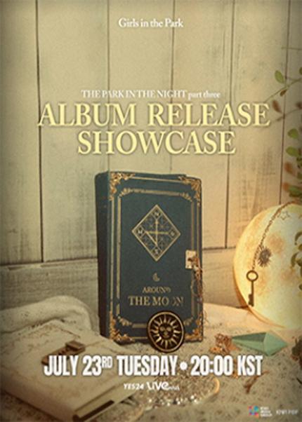 공원소녀 GWSN THE 3RD MINI ALBUM [밤의 공원(THE PARK IN THE NIGHT) part three] SHOWCASE