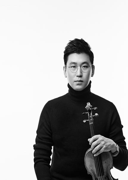 전재성 바이올린 독주회