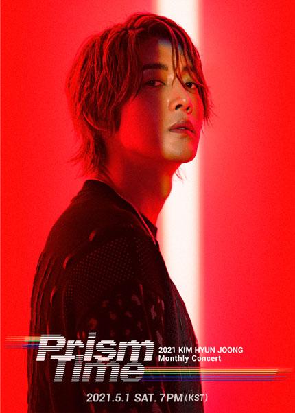 KIM HYUN JOONG Monthly Concert [Prism Time]