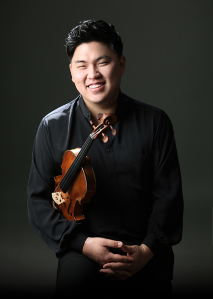 최지웅 바이올린 독주회