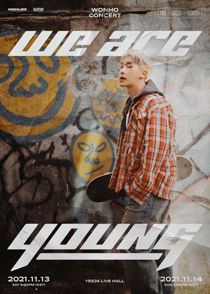 WONHO CONCERT〈WE ARE YOUNG〉