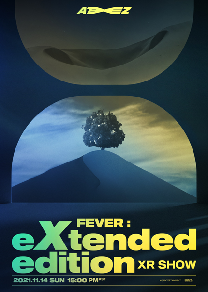 ATEEZ(에이티즈) XR SHOW [FEVER : eXtended edition] - 팬클럽 〈ATINY〉 MD BUNDLE