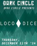 2014 LOCO DICE 내한공연