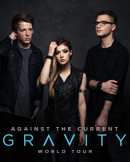 Against the current 내한공연