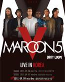 Maroon 5 Live in Seoul 2015