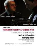 Pasquale Stafano & Gianni Iorio 탱고&재즈콘서트