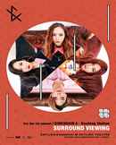 [Surround Viewing] f(x) the 1st concert DIMENSION