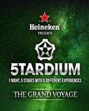Heineken Presents STARDIUM