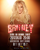 BRITNEY LIVE IN SEOUL 2017