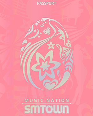 MUSIC NATION SMTOWN PASSPORT 판매