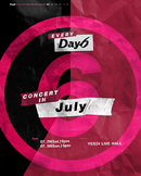 Every DAY6 Concert in July