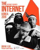 2018 디 인터넷(THE INTERNET) 내한공연