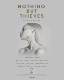 NOTHING BUT THIEVES LIVE IN SEOUL