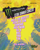 Monster Energy Citra Summer Concert