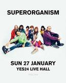 SUPERORGANISM LIVE IN SEOUL