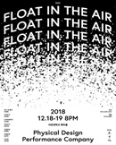 Float in the air